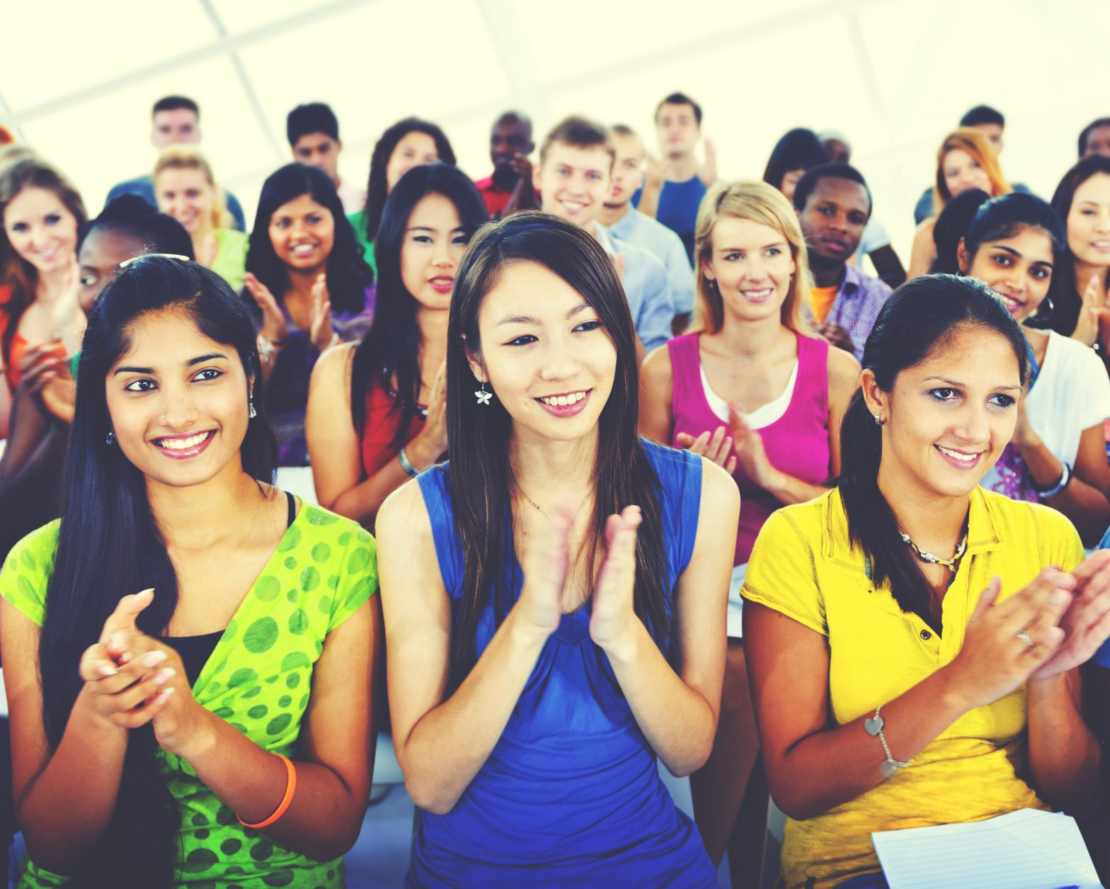 Presenting Effectively to a Multicultural Audience